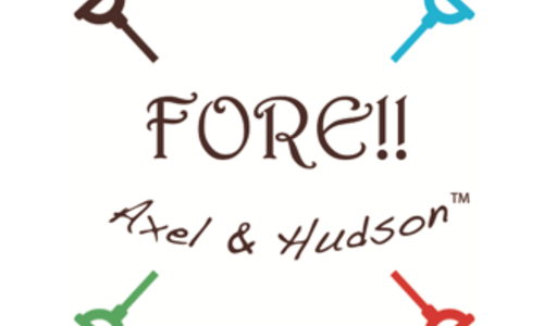 Fore!! Axel & Hudson
