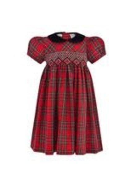 Carriage Boutique S/S Yoke Dress