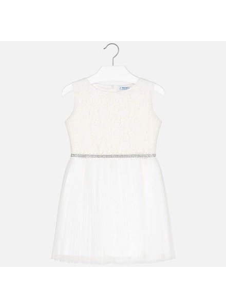 Mayoral Lace Dress