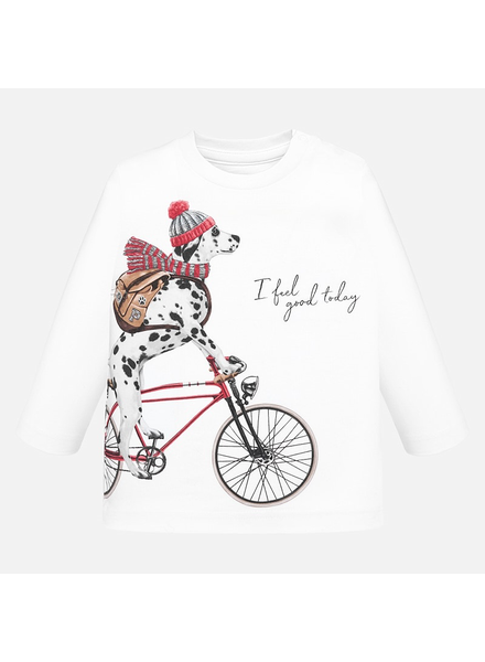 Mayoral L/S T-Shirt Dalmation