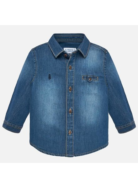 Mayoral L/S Denim Shirt