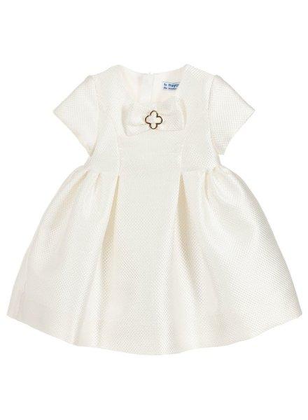 Mayoral Jacquard Dress
