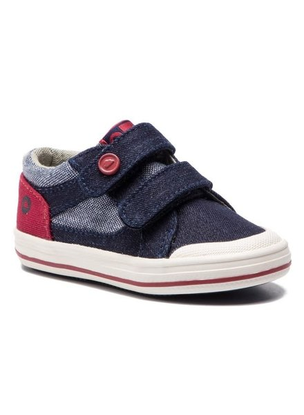 Mayoral Canvas Velcro Trainers