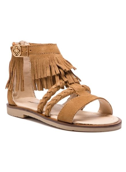 Mayoral Leather Sandals