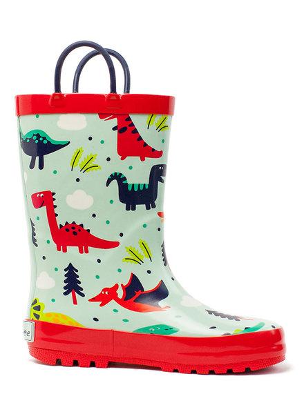 Timbee Wild Dinos Rain Boots