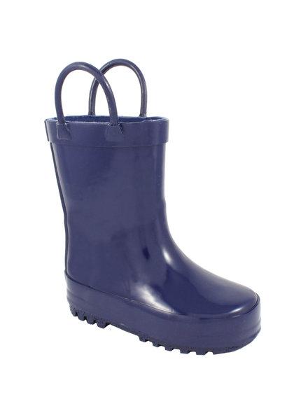 Baby Deer Rain Boots {Navy}