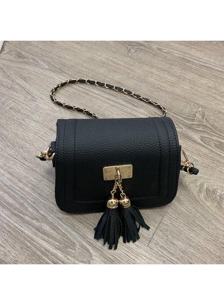 Popatu Elegant Handbag w/ Tassel