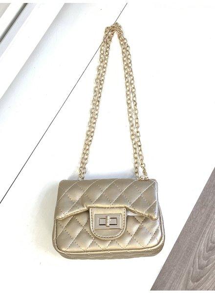 Popatu Quilted Handbag