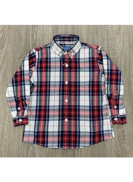 Shaw Plaid Shirt