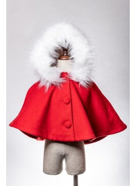 M.L. Kids Little Red Riding Hood Coat