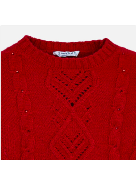 Mayoral Strass Sweater