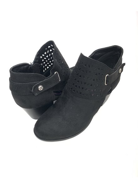 Dutton Black Bootie