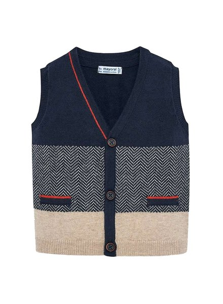 Mayoral Knitting Vest
