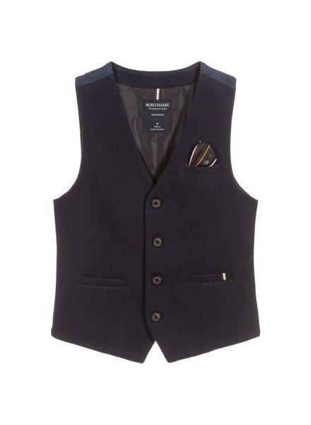 Mayoral Vest {Navy}