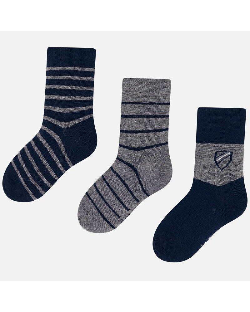 Mayoral Striped Socks