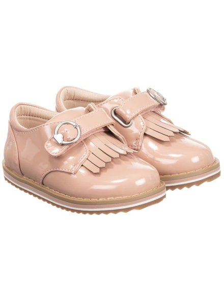 Mayoral Blucher Shoe with Fringes {2 Colors}