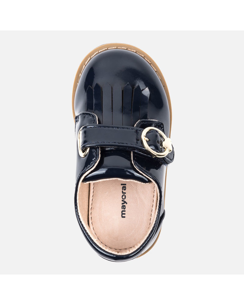 Mayoral Blucher Shoe with Fringes