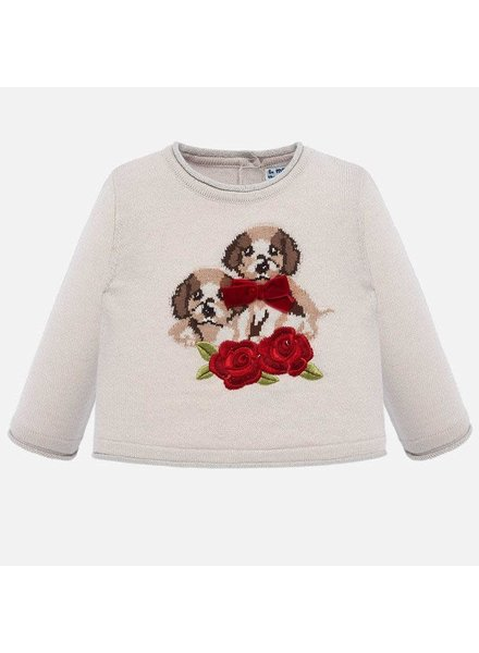 Mayoral Dog Sweater