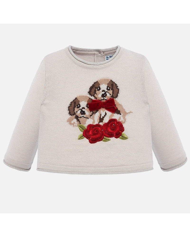 Mayoral Dog Sweater