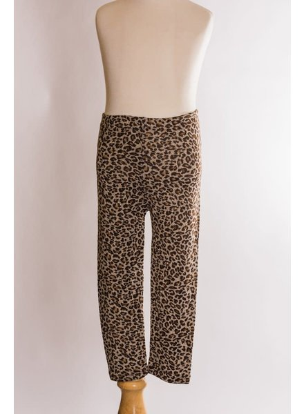 M.L. Kids Leopard Leggings