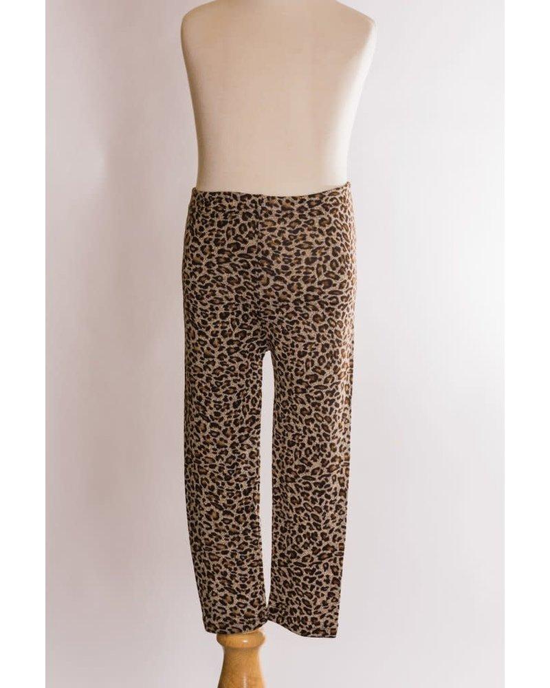 M.L. Kids Leopard Leggings