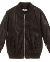 Mayoral Black Bomber Jacket