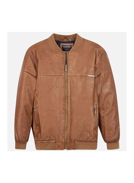 Mayoral Leather Jacket