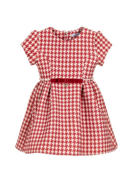 Mayoral Houndstooth Dress