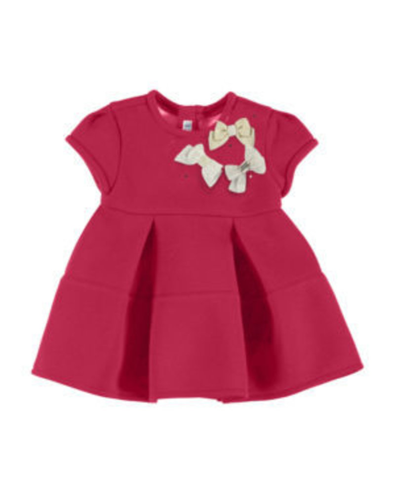 Mayoral Dress With Bows