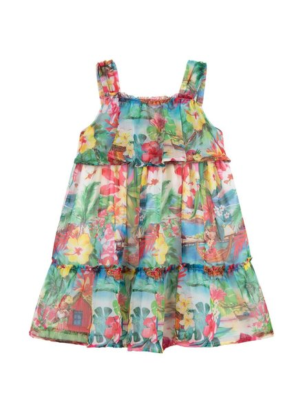 Mayoral Tropical Dress