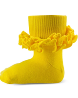 Two Feet Ahead T-Shirt Ruffle Anklet Sock {Group B}