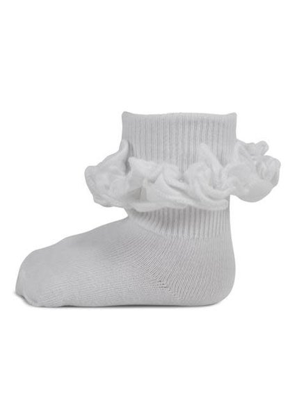 Two Feet Ahead T-Shirt Ruffle Anklet Sock {Group A}