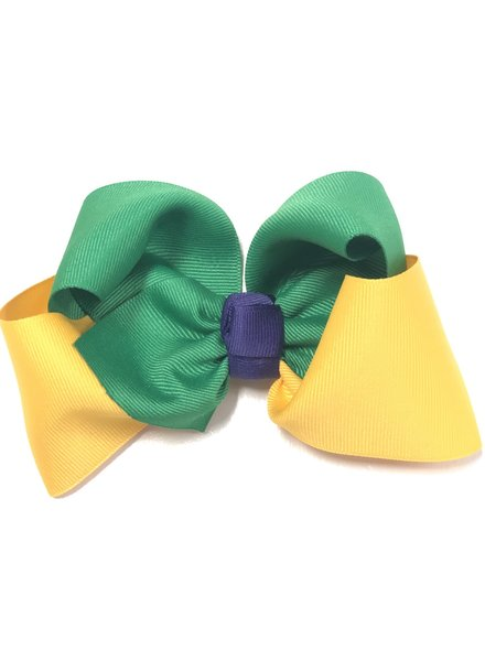 Bows by Bee Bows (Mardi Gras)