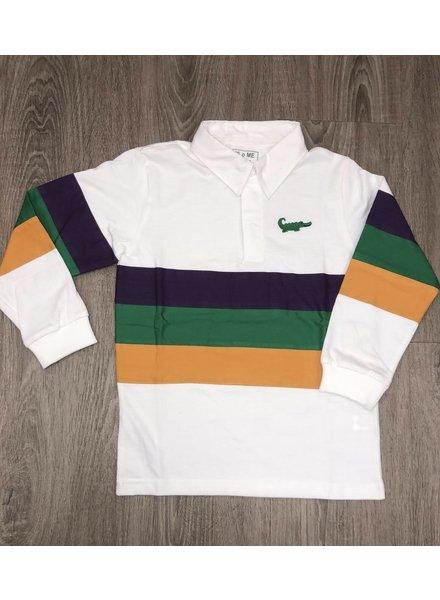 Mardi Gras Rugby Shirt