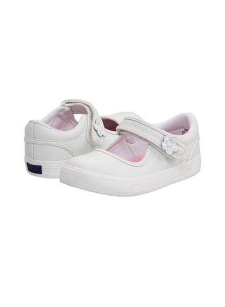Keds White Ella MJ