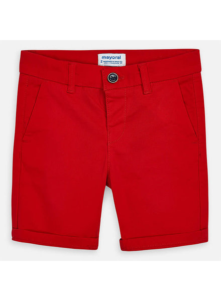 Mayoral Basic Twill Chino Shorts