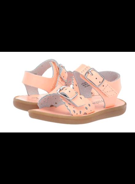 FootMates Ariel ~ Creamsicle