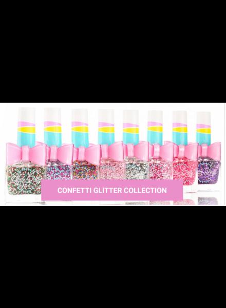 Confetti Glitter Collection ~ Polish {3 color options}
