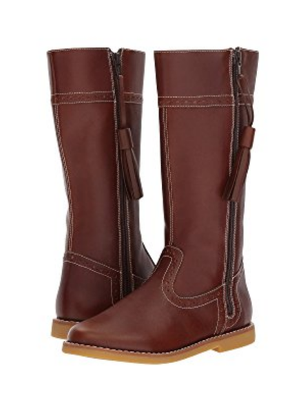Elephantito Riding Boot ~ Cognac