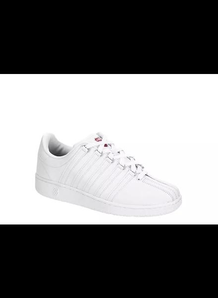 K-Swiss Classic ~ White {Sale}