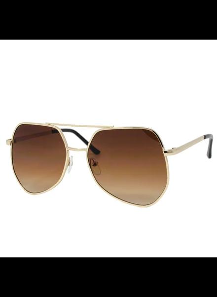 Retro Sunglasses ~ Pink Ear Guards