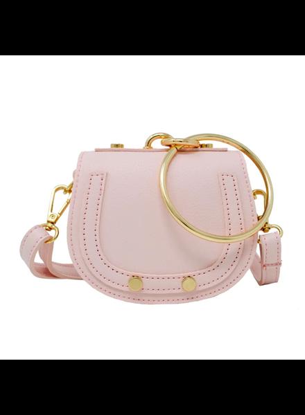 Tiny Bracelet Bag ~ Pink