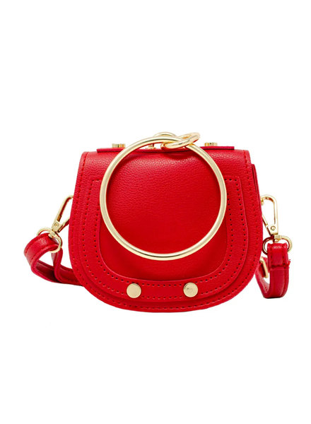 786 Tiny Bracelet Bag ~ Red