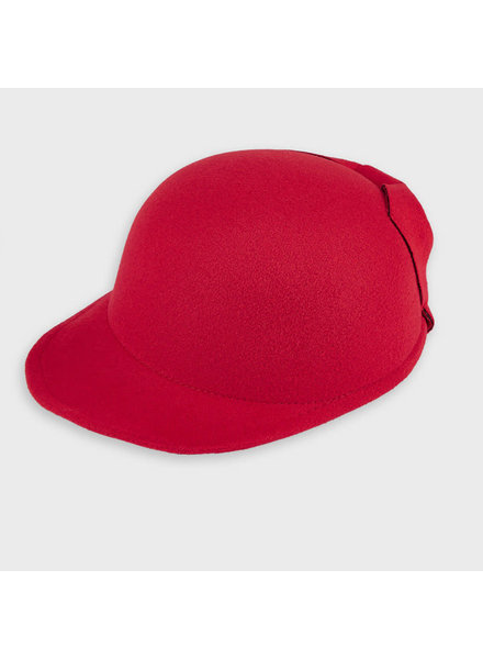 Mayoral Rider Hat w/ Bow ~ Red