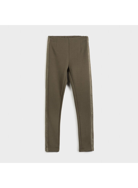 Mayoral Long Trousers {Olive}