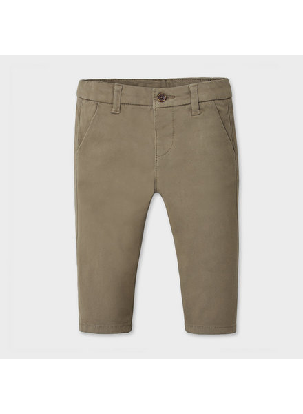 Mayoral Basic Trousers ~ Khaki