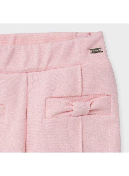 Mayoral Bow Pocket Pant ~ Rose