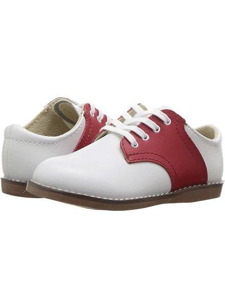 FootMates Cheer {White/Red}
