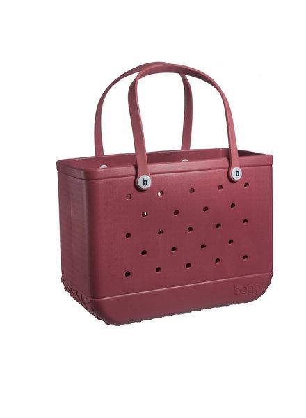 Bogg Bag Burgundy Bogg Bag