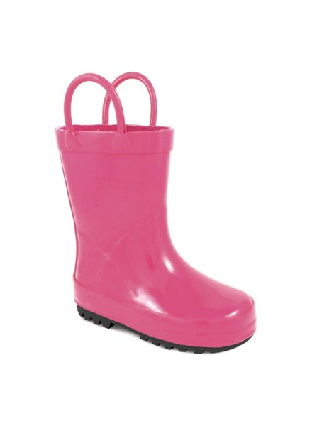 Baby Deer Rain Boots {Fushia}